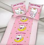 Bettwäsche Angel Cat Sugar Kinderbettwäsche BIBE