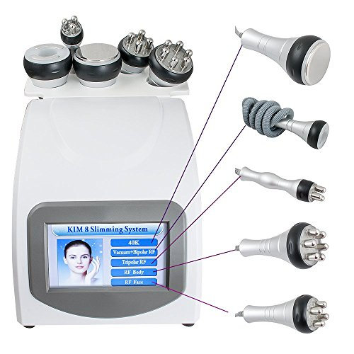 XISURE Best Skin Care Tool,Body Slimming Machine Face & Body Shaping Machine Fat Removal Anti-Aging Wrinkle Removal Skin Tightening Acne Spot Beauty Device