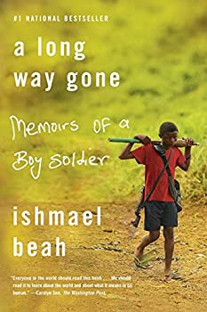 Paperback A Long Way Gone: Memoirs of a Boy Soldier Book