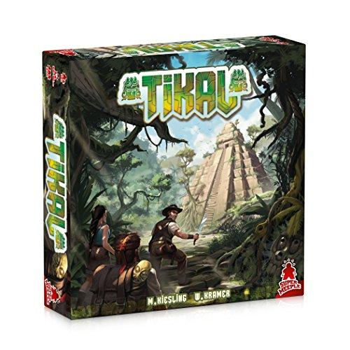 dV Giochi dvg2003–Tikal Spiel von Exploration, und Mehrheiten