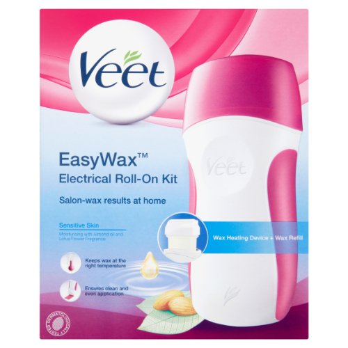 Veet Easy Wax Sensitive Electrical Kit