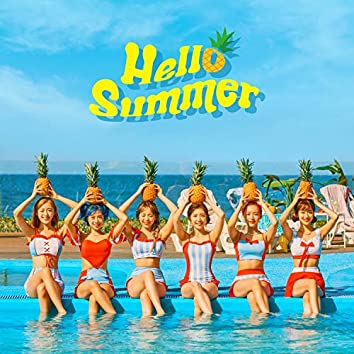 APRIL Summer Special Album 'Hello Summer'