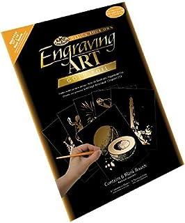 U-Paint Metal Embellishments Set 34.29 x 25.4 x 1.01 cm Multi-Colour