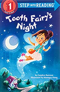 This is the cover of Tooth Fairy's Night