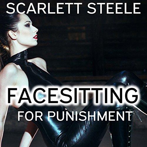 Facesitting for Punishment audiobook cover art