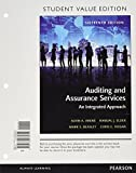 Auditing and Assurance Services, Student Value Edition