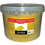 ANCO Pasta de Cria con Huevo y Miel para Pajaros, (5 Kg)