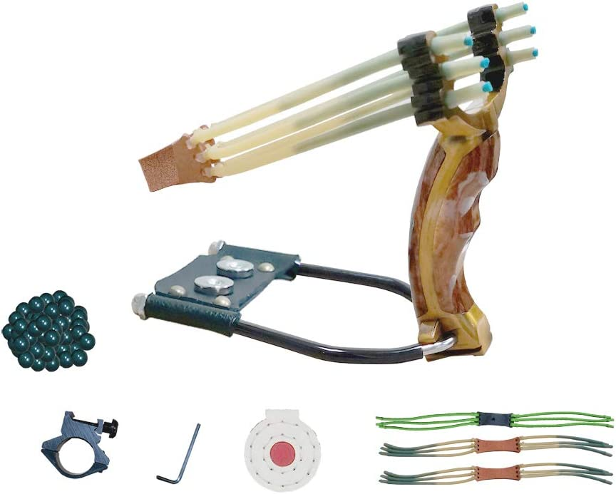 Deftimirc Professional Slingshot Outdoor Import Hunting for National uniform free shipping Slingshots