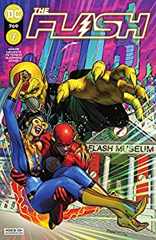 The Flash (2016-) #769 by [Jeremy Adams, Brandon Peterson, Michael Atiyeh, Darko Lafuente, Jack Herbert, Luis Guerrero]
