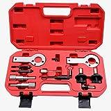 JOMAFA - Conjunto herramientas para calado de distribucion FIAT OPEL ALFA ROMEO LANCIA SUZUKI SAAB Y FORD 1.3, 1.9, 2.4 D, CDTI. JTD MULTIJET. Reglaje para puesta a punto
