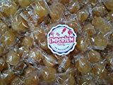 Best Ginger Candies - Washburn's Ginger Balls - Bulk Individually Wrapped Fresh Review