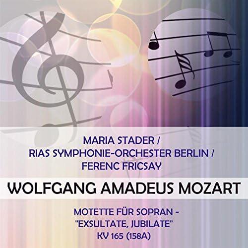 Maria Stader & Rias-Sinfonieorchester
