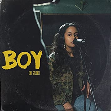 BOY (In Studio)