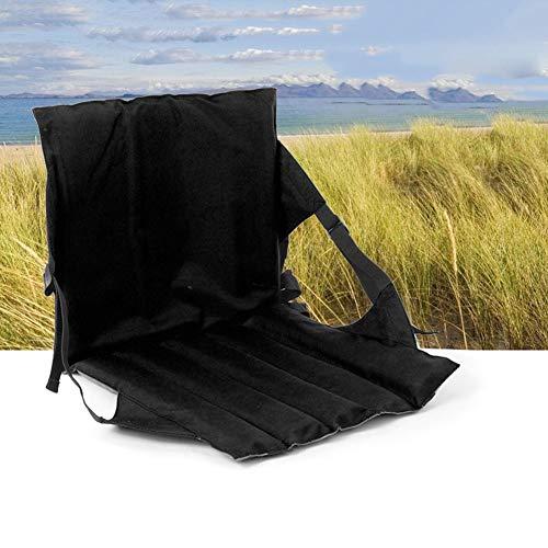 seasaleshop Outdoor Sitzkissen Festival mit Verstellbarer Rückenlehne Tragbarer Multifunktional Klappstuhl Camping Rückenlehne Sitz Kissen