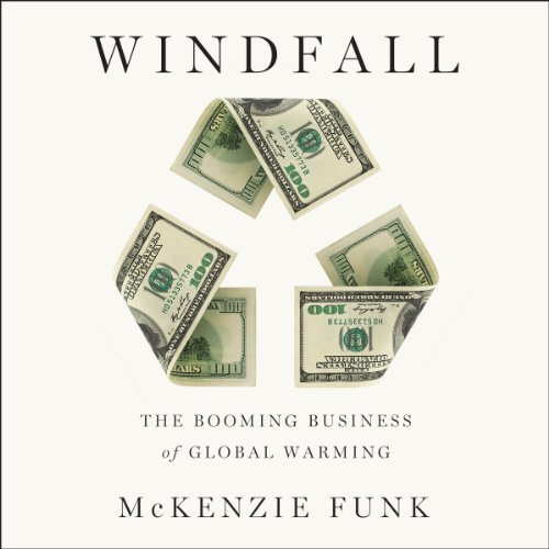 Windfall audiobook cover art