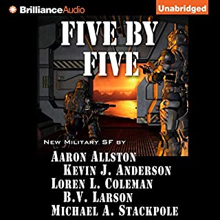 Five by Five cover art