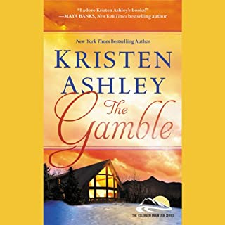 The Gamble audiobook cover art