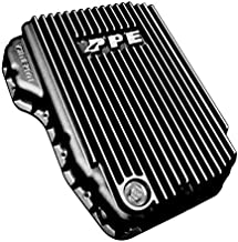PPE Heavy-Duty 68RFE Tranmission Pan (Brushed) 228052010 Compatible with 2007.5-2018 Dodge Ram 6.7L Cummins Diesel