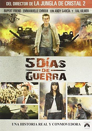 5 Días De Guerra [DVD]