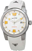 Eberhard and Co Scafomatic Automatic White Dial Mens Watch 41026.3