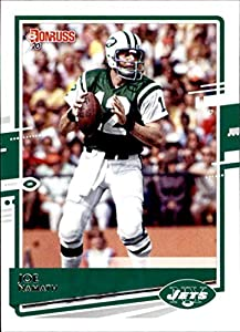 Joe Namath 2020 Donruss #195 NM-MT NY Jets Football NFL