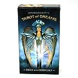 YO-HAPPY Tarot of Dreams Full English 83 Cards Deck Gioco di divinazione di Carte da Gioco...
