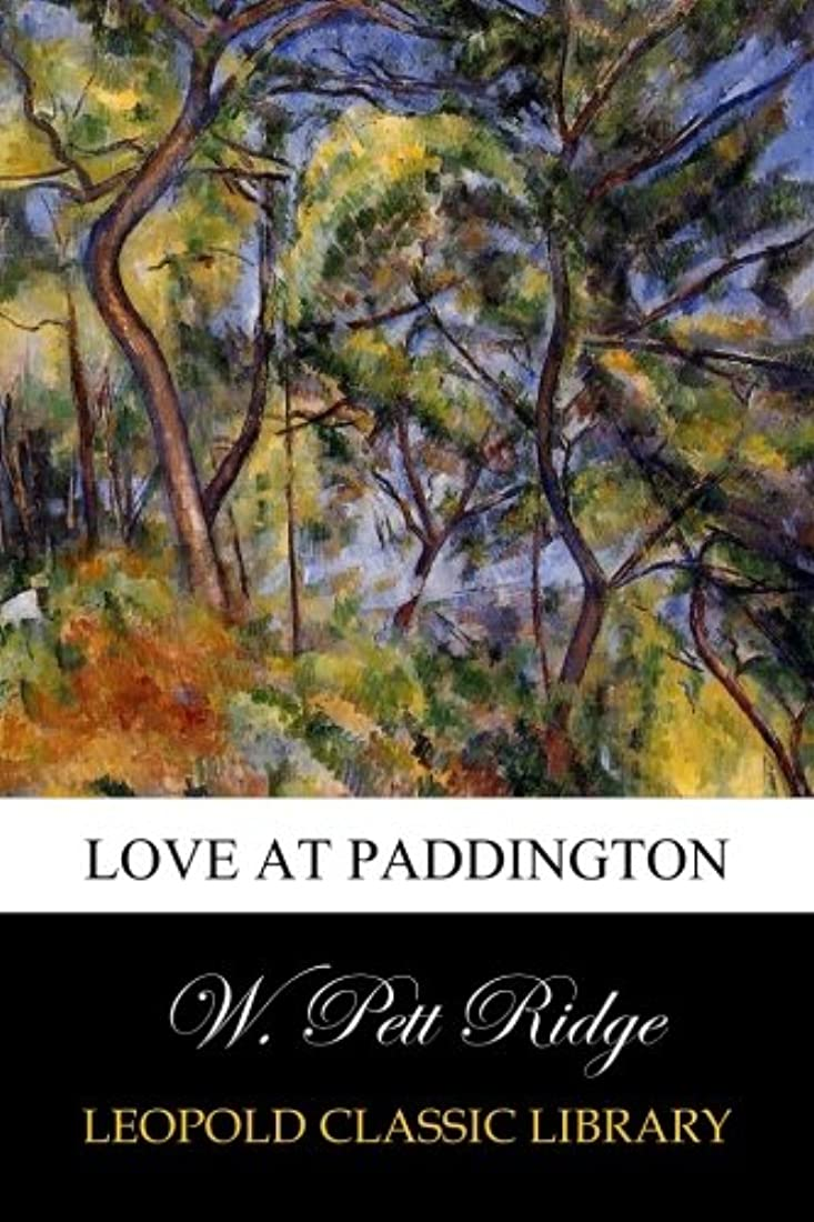 間欠テメリティ名詞Love at Paddington