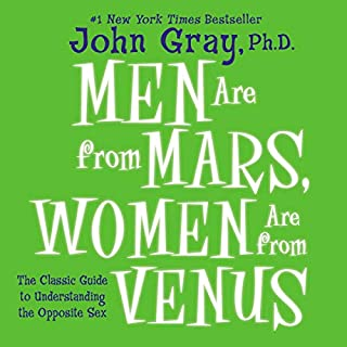 Men Are from Mars, Women Are from Venus cover art