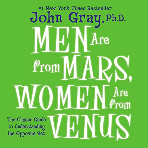 Page de couverture de Men Are from Mars, Women Are from Venus