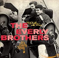 The Everly Brothers + It's Everly Time + 8(import)