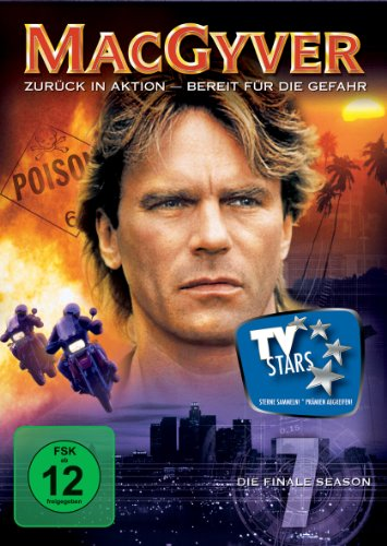 Staffel 7 (4 DVDs)