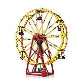 Fischertechnik Super Fun Park– Diviértete Construyendo tu propio Parque de Atracciones con este Juguete Educativo.