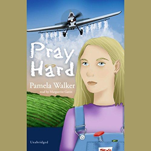 Pray Hard audiobook cover art