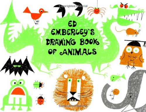 Ed Emberley's Drawing Book of Animalsの詳細を見る