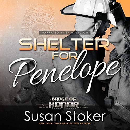 Shelter for Penelope Audiobook By Susan Stoker cover art