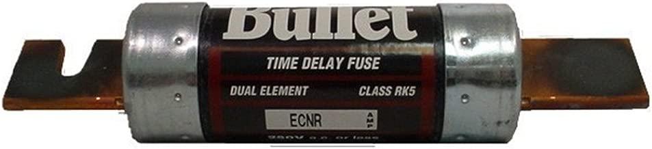 Edison Bussmann ECNR-200, 200Amp 250V Slow Blow Class RK5 Cartridge Blade Fuse