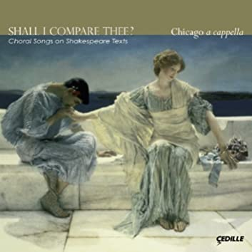 Choral Songs on Shakespeare Texts