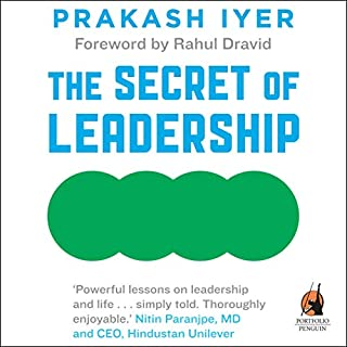 The Secret of Leadership cover art