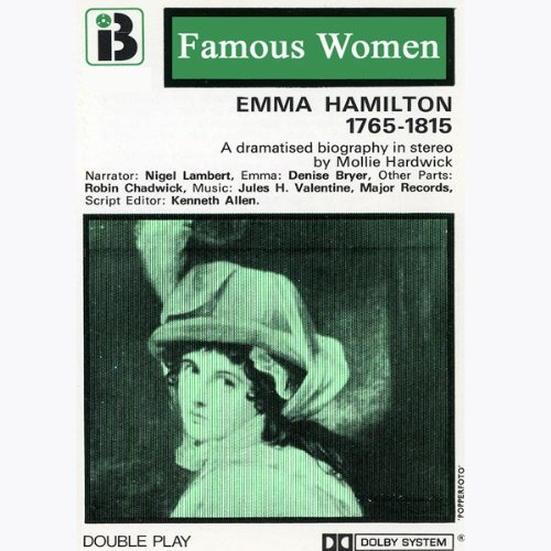 Emma Hamilton, 1765-1815 audiobook cover art