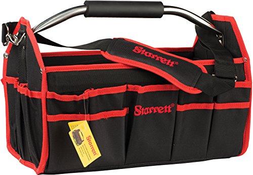 Starrett Bolsa de herramientas grande y resistente