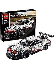Lego Technic Porsche 911 Rsr Porsche Oyuncak Modeli Yapım Seti, 1580 Parça