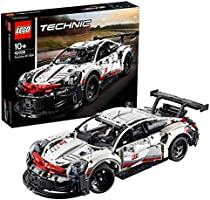 LEGO Technic Porsche 911 RSR 42096 Building Kit