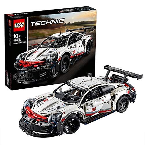 LEGO Technic - Porsche 911 RSR, maqueta de juguete de coche