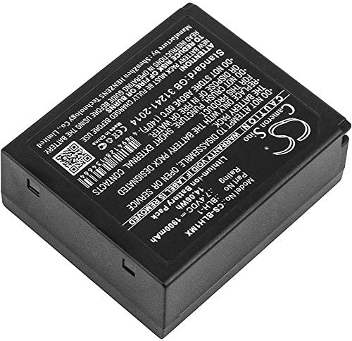 GAXI Battery Replacement for Olympus NEW before selling with Olympu A surprise price is realized E-M1 Compatible