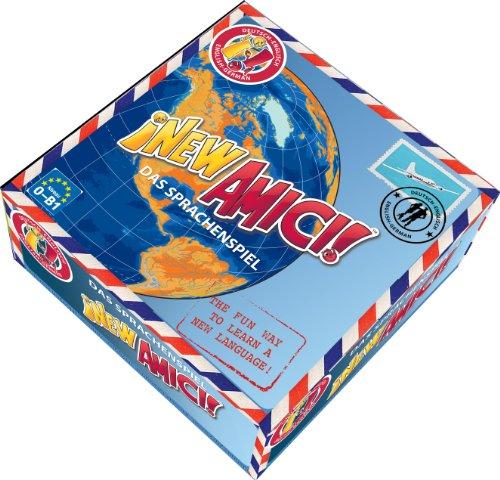 Abanico 02207 - New Amici - Deutsch-Englisch, Sprachenspiel