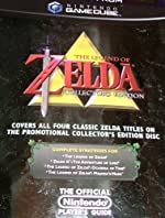 The Legend of Zelda - Collector's Edition Player's Strategy Guide de T Kimishima