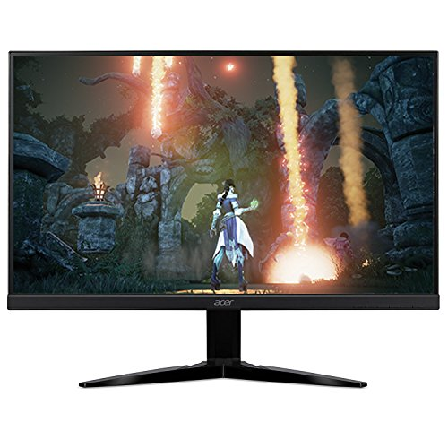 Acer KG271 bmiix 27' Full HD (1920 x 1080) TN Monitor with AMD FREESYNC Technology (2 x...