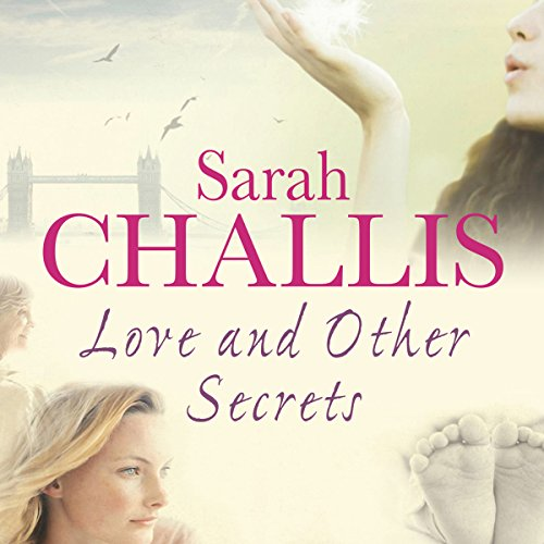Love and Other Secrets audiobook cover art