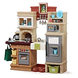 the best play kitchen, toys for pretend play, preschool aged toys