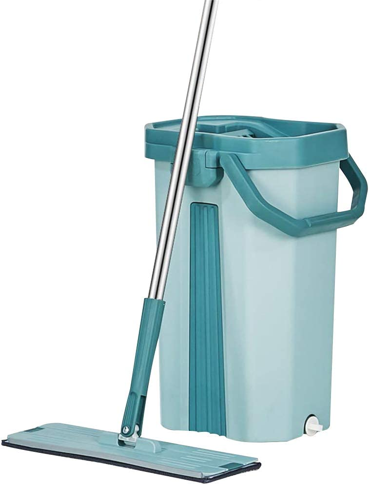 Household floor cleaning mop Rotary bucket Very Surprise price popular set and